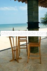 Antex Furninesia sells Teak Garden and Outdoor Furniture: Wonderful Teak Bar Set