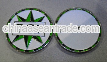 metal customized size magnetic cheap golf ball markers with company logo