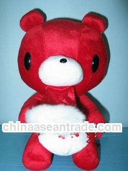 plush stuffed gloomy bear toys