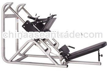 professional fitness equipment commercial multi gym machine incline squat machine(45 degree)