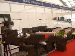 sofa set water hyacinth