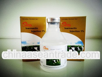 veterinary supplies Ivermectin Injection 1%