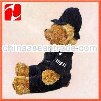 wholesale stuffed dressed gift pp cotton bear toy
