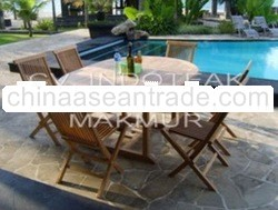Outdoor Teak Chairs And Tables